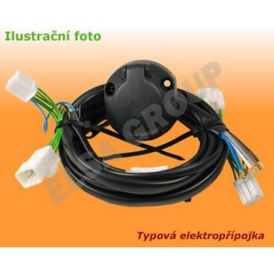 Typová elektropřípojka Suzuki Vitara 5dv. 2018-, 7pin, Erich Jaeger