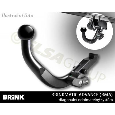 Tažné zařízení Hyundai i30 Fastback 2018-, BMA, BRINK