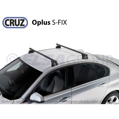 Střešní nosič Hyundai Santa Fe 2018-, CRUZ S-FIX