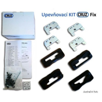 Kit Optiplus FIX BMW Serie 5 sedan 4d (10-17)