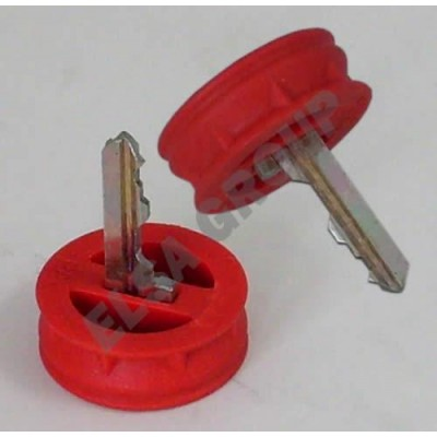 ND 1ks klíče Westfalia 2W49