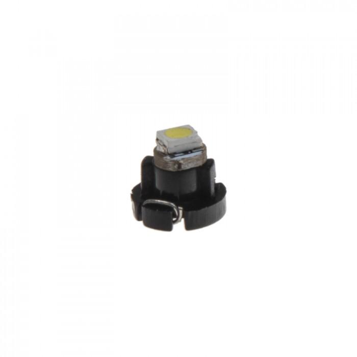 Mini LED T3 žárovka do palubní desky bílá, 1LED/1210SMD