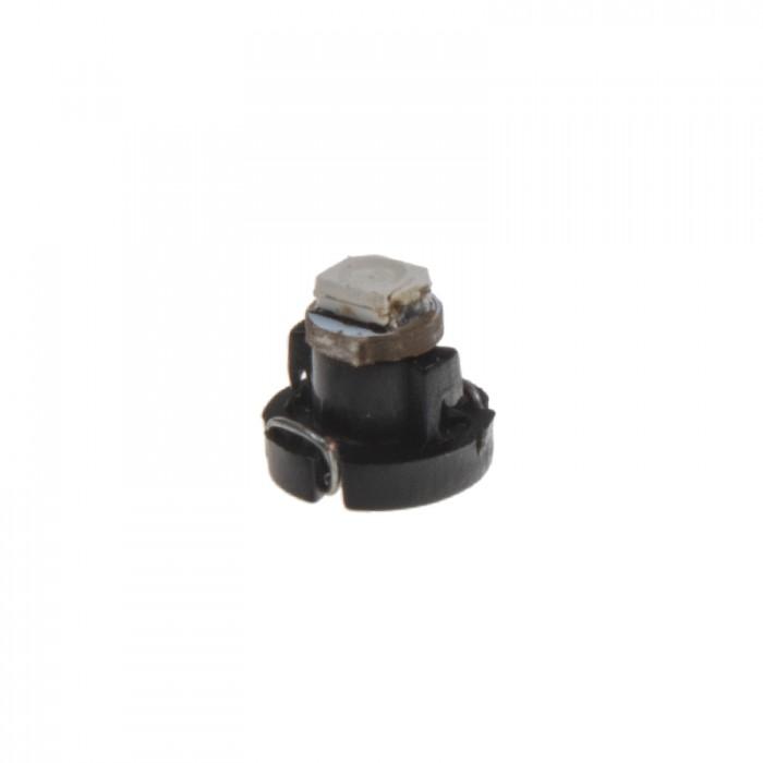 Mini LED T3 žárovka do palubní desky modrá, 1LED/1210SMD
