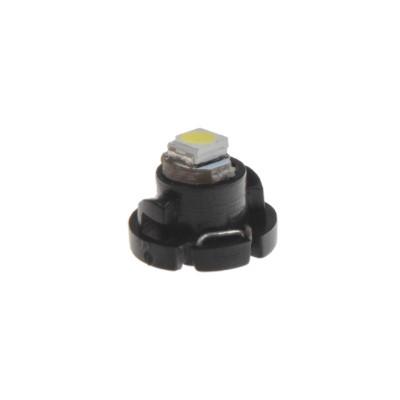 Mini LED T4,2 žárovka do palubní desky bílá, 1LED/1210SMD