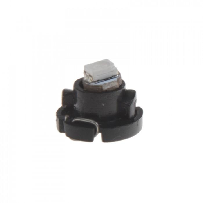 Mini LED T4,2 žárovka do palubní desky modrá, 1LED/1210SMD