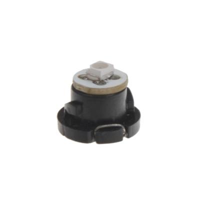 Mini LED T4,7 žárovka do palubní desky modrá, 1LED/1210SMD