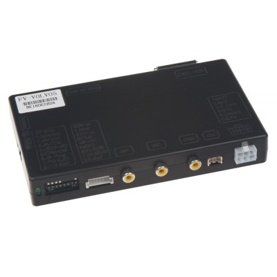 """Video vstup VOLVO V60/S60/XC60 s 5"""" monitorem"""