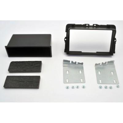 2DIN redukce pro Nissan Primastar 2010-, Opel Vivaro 2010-, Renault Trafic Ice 2011-