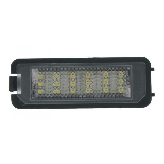 LED osvětlení SPZ do vozu VW Golf IV, Golf V, Golf VI