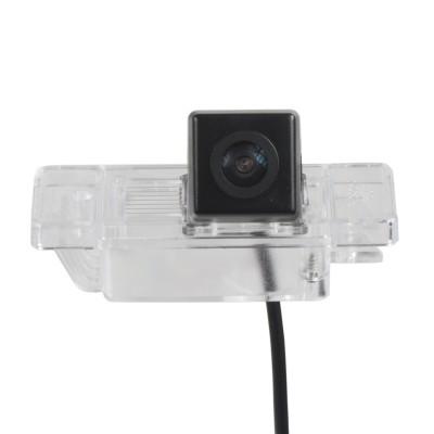 Kamera formát PAL do vozu Citroën C5/C4, Peugeot 207, 307, Nissan Pathfinder 2005-2011