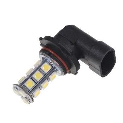 LED žárovka 12V HB4 (9006) bílá, 18LED