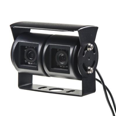 Dual Kamera 4PIN CCD SONY s IR, vnější