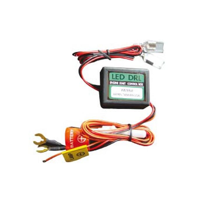 Modul pro automatické rozsvěcování přídavných LED světel - sj-296, sj-292