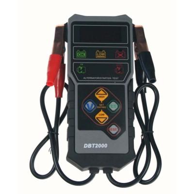 Tester 3v1 baterie/nabíjení/startér