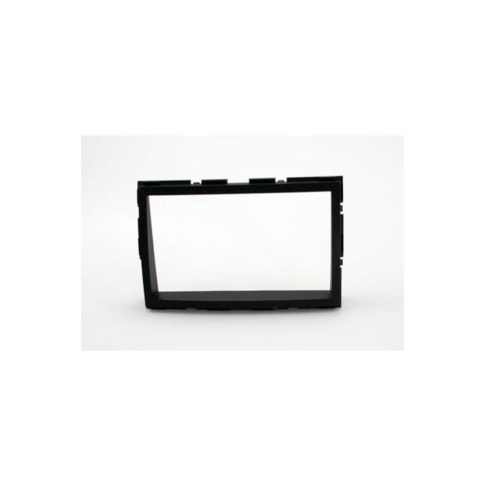 2DIN redukce pro Hyundai i20 2012- černý, vozidla bez OEM rádia
