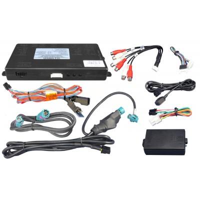 Video vstup pro Mercedes Comand Online NTG4.5, Audio50 APS nebo Audio20