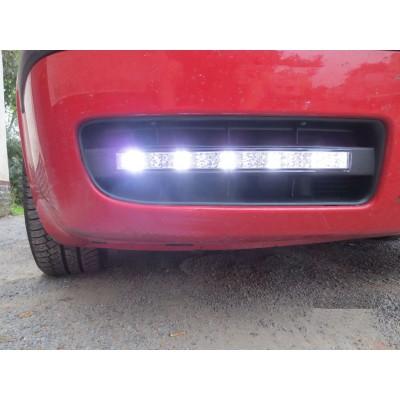 Světla s LED pro Škoda Octavia I 2000-10, automatické denní svícení, homologace