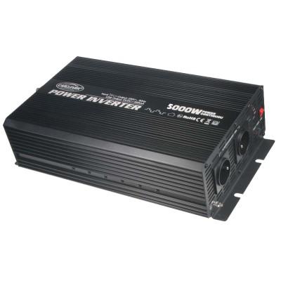 Měnič napětí z 24/230V + USB, 5000W