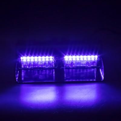 PREDATOR LED vnitřní, 16x LED 1W, 12V, modrý