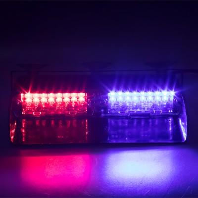 PREDATOR LED vnitřní, 16x LED 1W, 12V, modro-červený