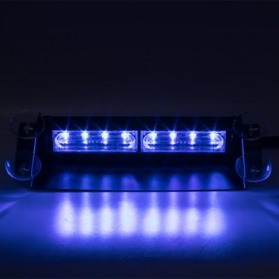 PREDATOR LED vnitřní 1W linear LED, 12V, modrá