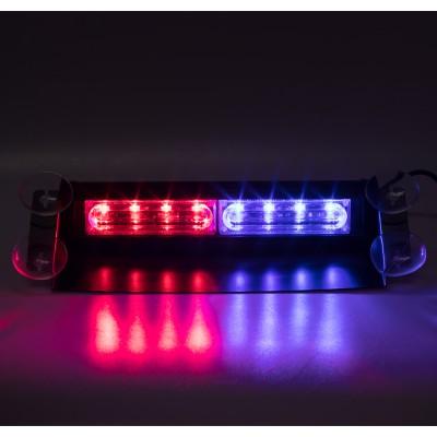 PREDATOR LED vnitřní 1W linear LED, 12V, modro-červený