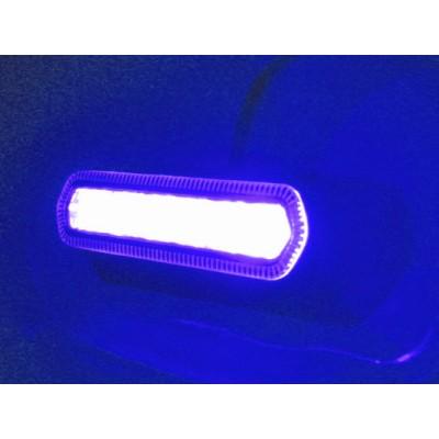PROFI výstražné LED světlo vnější, 12-24V, homologace