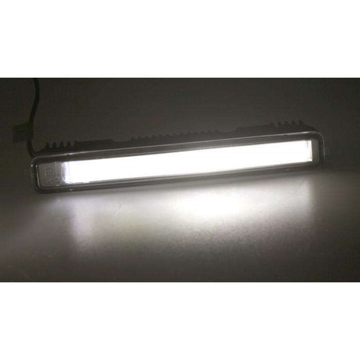 Světla pro automatické denní svícení s optickou trubicí, homologace