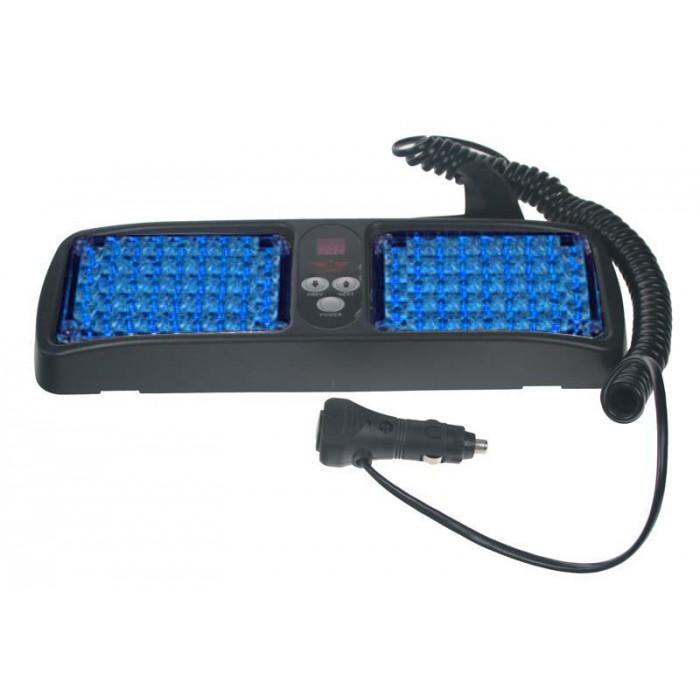 PREDATOR dual LED vnitřní, 12V, modrý