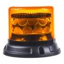 PROFI LED maják 12-24V 24x3W oranžový ECE R65 133x86mm