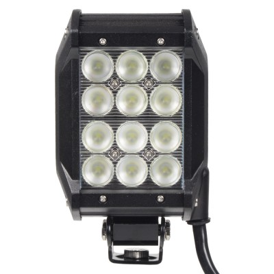 LED 12x3W prac.světlo, 9-32V, 99x93x168mm