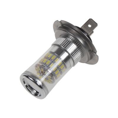 TURBO LED 12-24V s paticí H7, 48W bílá