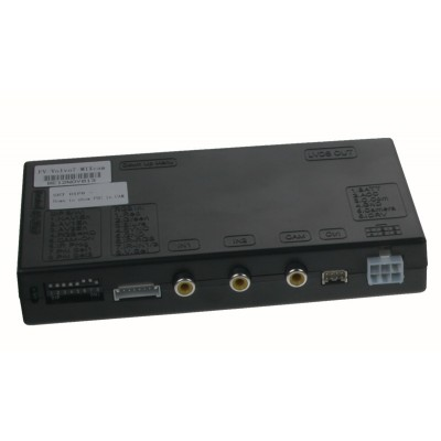 """Video vstup VOLVO V60/S60/XC60 2011-2013 se 7"""" monitorem, navigační modul"""
