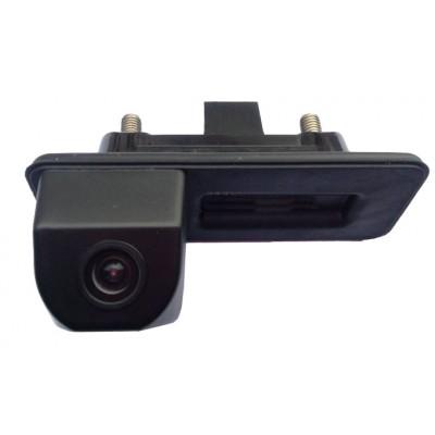 Kamera formát PAL do vozu AUDI A1/Škoda Fabia 2012-15 se spínačem kufru