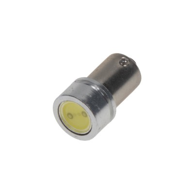 LED BAX9s bílá, 12V, 2LED/0,5W superradio