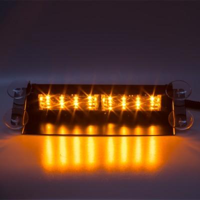 PREDATOR LED vnitřní, 8x LED 1W, 12V, oranžový
