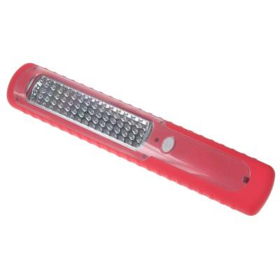AKU LED svítilna 60LED pracovní i rekreační lampa dynamem a s magnetem