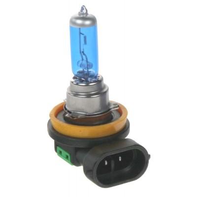 Halogen. žárovka 12V s paticí H16, Blue white 4300K