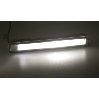 LED dennní/poziční světla s optickou trubicí, 160mm,ECE