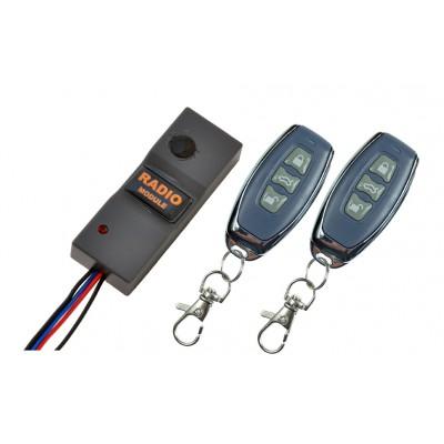 Modul k DS410, 2 dálkové ovladače