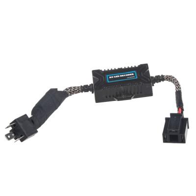 Digitální eliminátor chybových hlášení/rušení s redukcí pro žárovky H4