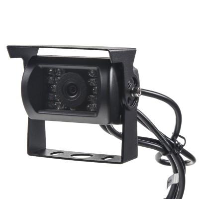Vyhřívaná kamera 4PIN CCD SHARP s IR, vnější