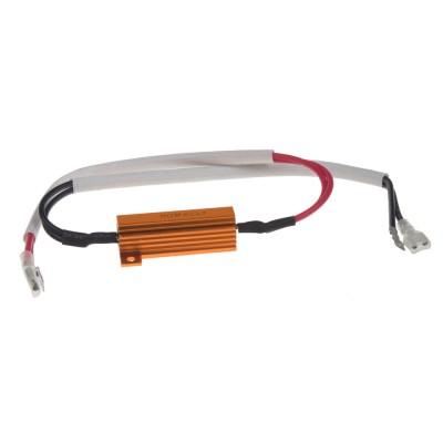 Eliminátor chybových hlášení s redukcí pro žárovky H1/H3