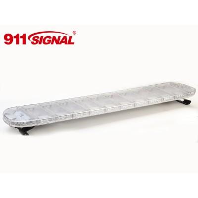 LED rampa 1200mm, oranžová, 12-24V, homologace ECE R65