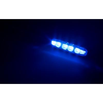 PROFI výstražné LED světlo vnější, 12-24V, ECE R65