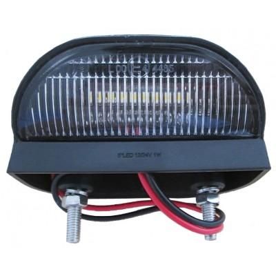 LED osvětlení SPZ, ECE