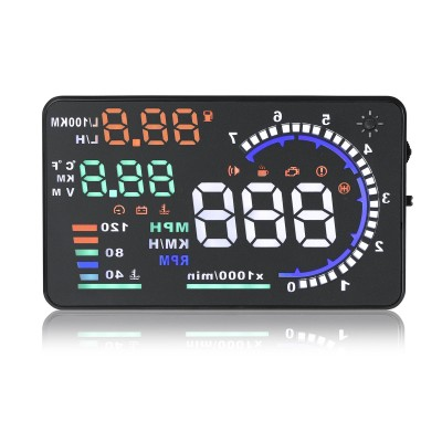 "Monitor A8 s HUD projekčním displejem 5,5"""