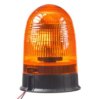 Halogen maják, 12-24V, oranžový, ECE R65