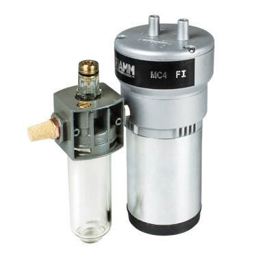 FIAMM kompresor profi fanfáry MC4 FD 24V + maznice kompresoru