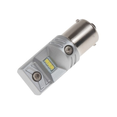 CPS LED BA15S bílá 12-24V, 30W